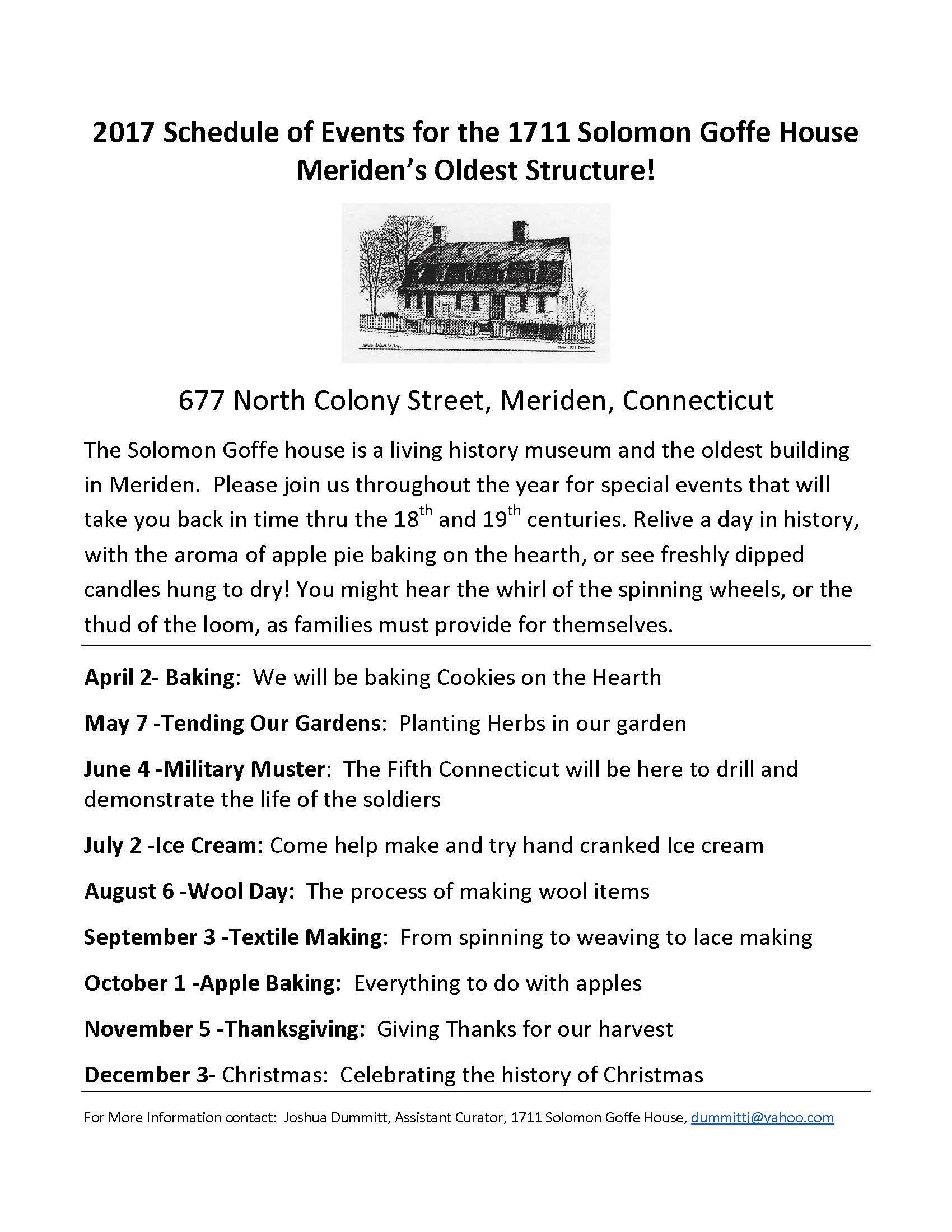 677 North Colony Street, Meriden, Connecticut