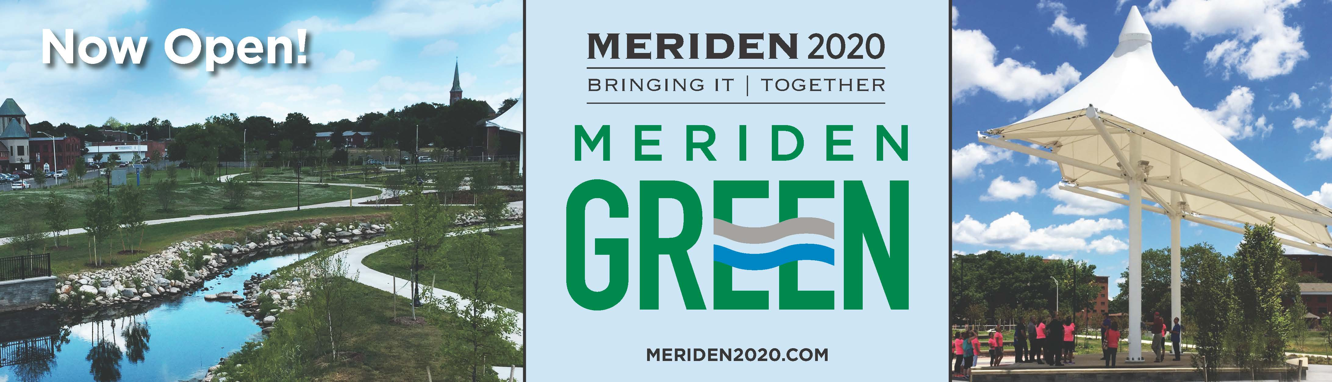 Special events at the Meriden Green are posted on the community events  calendar. All events are free and open to the public unless noted.