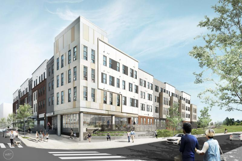 Pre Leasing Now Available At Meriden Commons Downtown